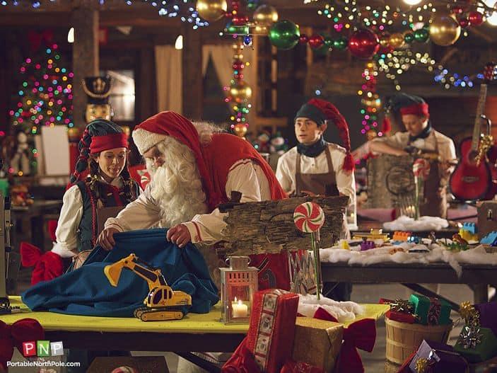 Тайната работилница на Дядо Коледа е в Malchugani.com